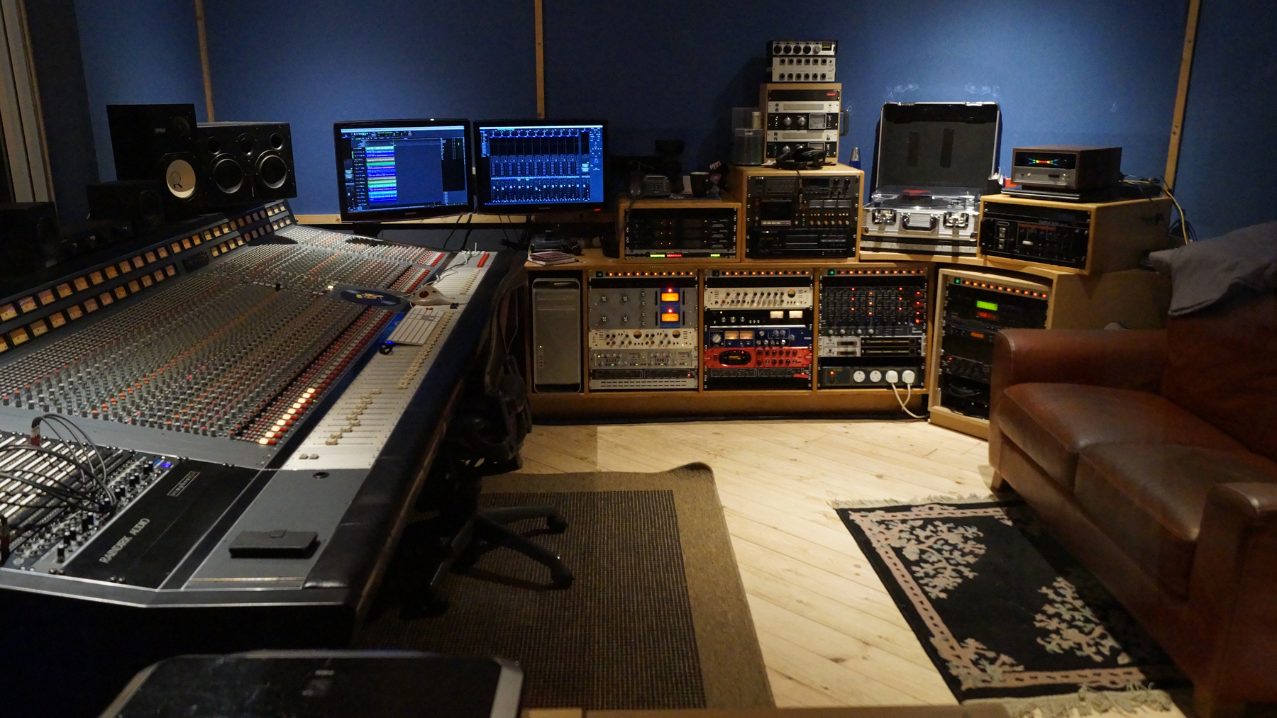 Big Noise Control Room